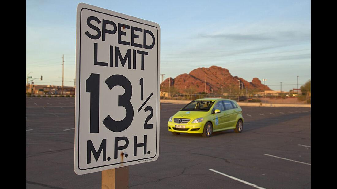 Mercedes F-Cell World Drive, 18. Etappe