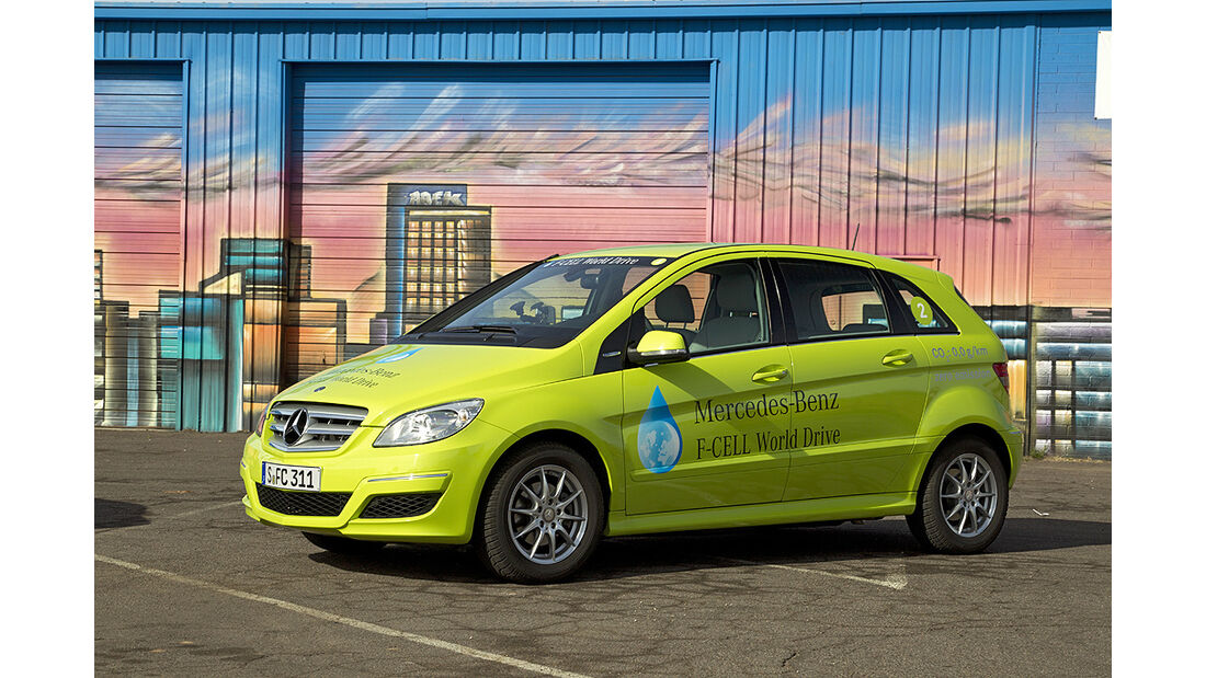 Mercedes F-Cell World Drive, 19. Etappe