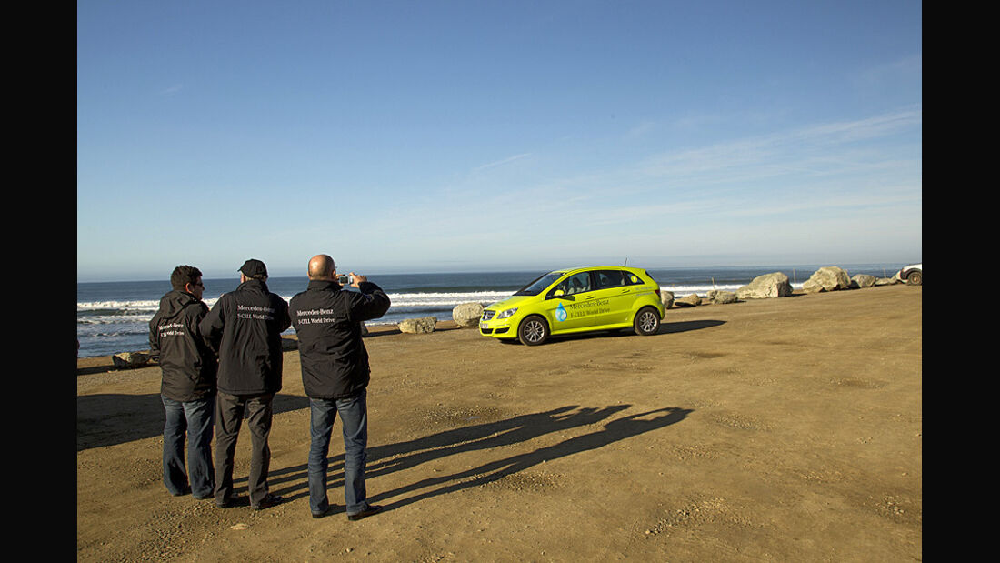 Mercedes F-Cell World Drive, 22. Etappe