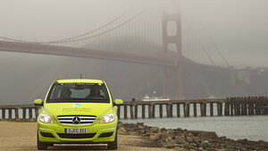 Mercedes F-Cell World Drive, 22. Etappe