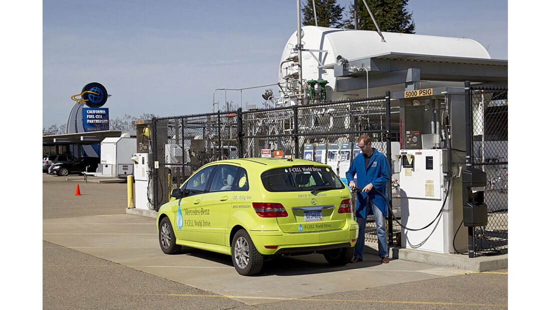 Mercedes F-Cell World Drive, 23. Etappe