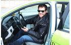 Mercedes F-Cell World Drive, 24. Etappe, Saramento-Medford, Joshua Jackson