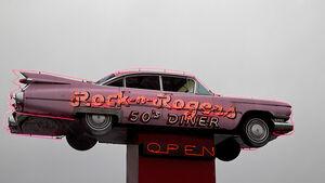Mercedes F-Cell World Drive, 25. Etappe, Medford-Salem