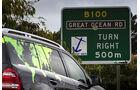 Mercedes F-Cell World Drive, 30. Etappe, Australien Lakes Entrance - Melbourne