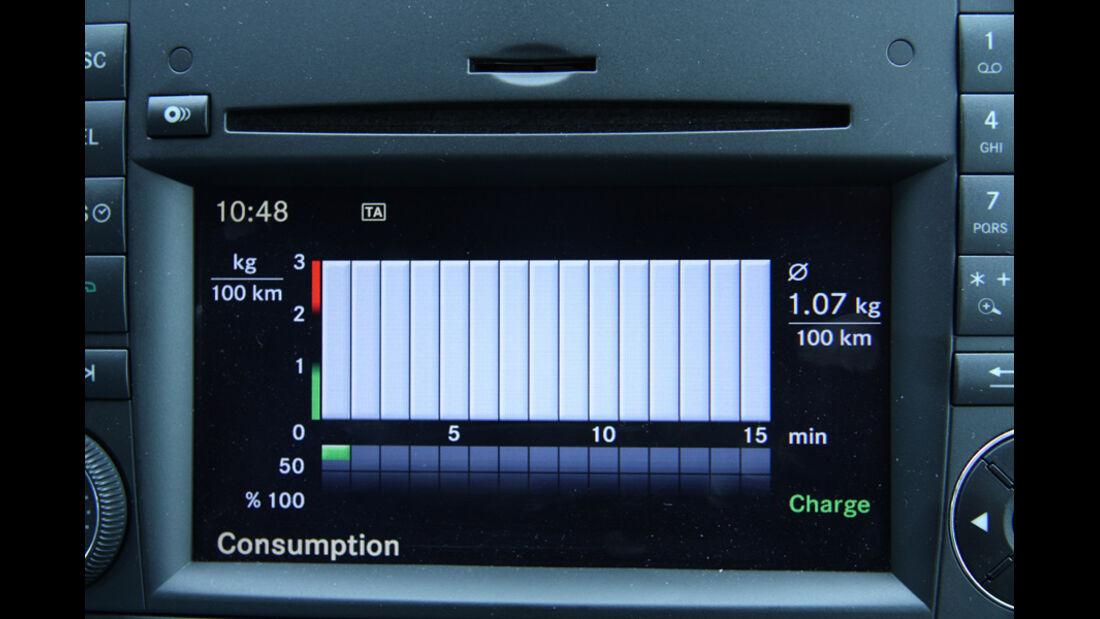 Mercedes F-Cell World Drive, 40. Etappe, China, Huaian - Jinan
