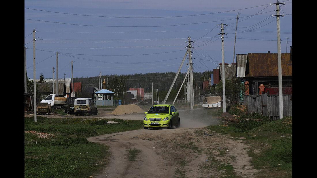 Mercedes F-Cell World Drive, 59. Tag, Kasan - Nischnij Nowgorod