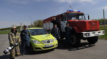 Mercedes F-Cell World Drive, 59. Tag, Kasan - Nischnij Nowgorod