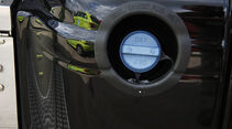 Mercedes F-Cell World Drive, Mercedes B-Klasse, 2011