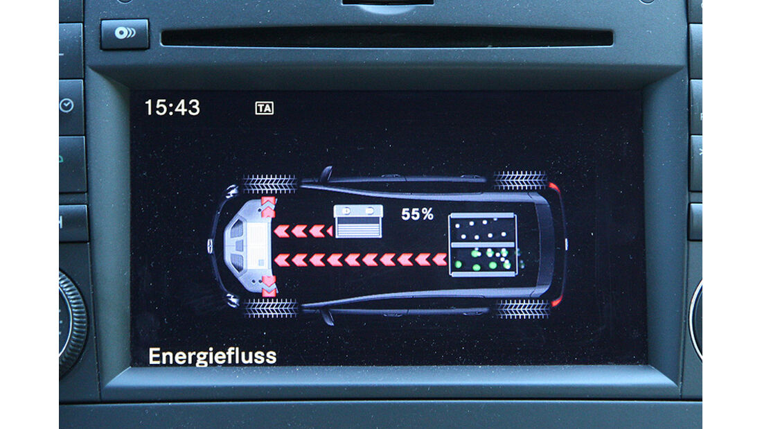Mercedes F-Cell World Drive Tag 70