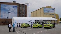 Mercedes F-Cell World Drive Tag 71, Berlin - Nürnberg
