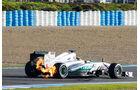Mercedes F1 2013