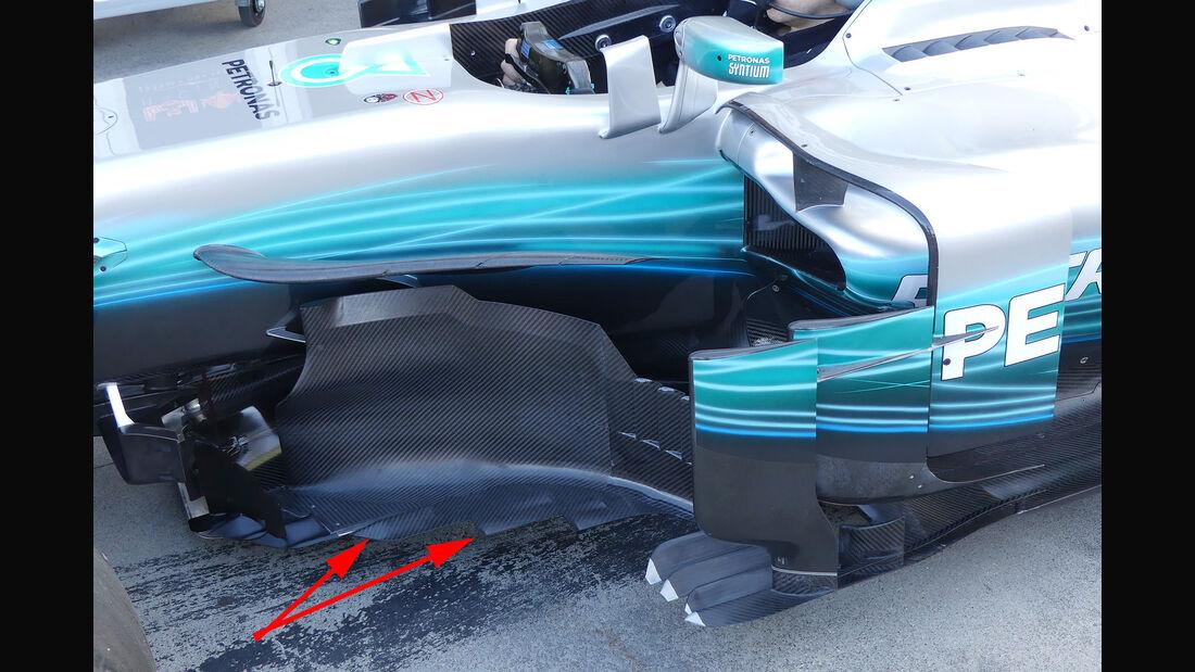 Mercedes - F1 - 2017