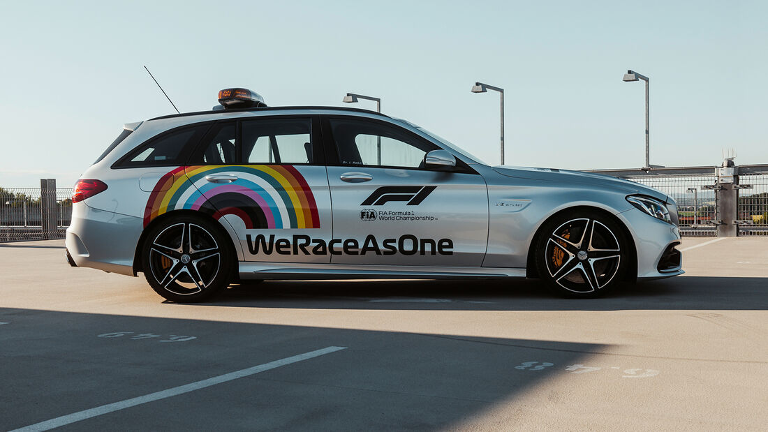 Mercedes - F1 Medical-Car - 2020