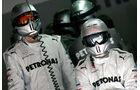 Mercedes - F1-Test - Barcelona 2012