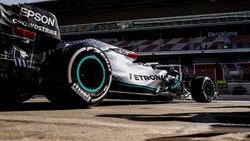 Mercedes - F1-Test - Barcelona 2020