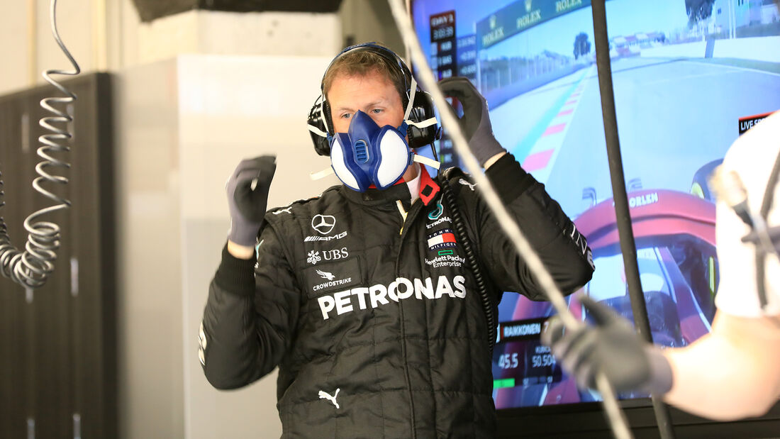 Mercedes - F1-Test - Barcelona - 26. Februar 2020