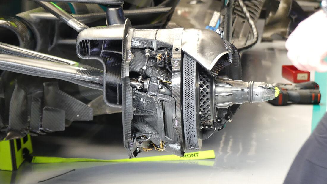 Mercedes - F1-Test - Barcelona - 27. Februar 2020