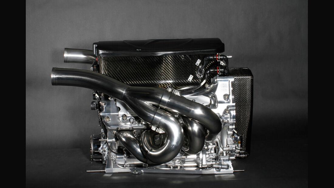 Mercedes F1 V8 2013 Motor