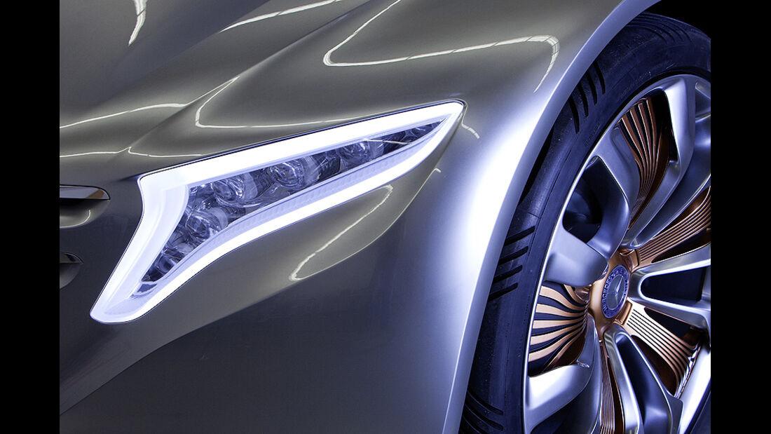 Mercedes F125 Forschungsfahrzeug,