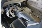 Mercedes F125 Forschungsfahrzeug, Innenraum