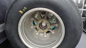 Mercedes-Felge - GP Kanada 2016