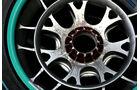 Mercedes-Felge - GP Malaysia - 24. März 2012