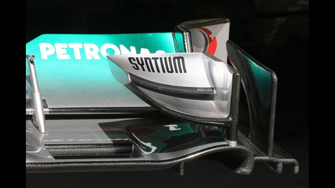 Mercedes-Flügel