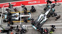 Mercedes - Formcheck - GP Italien 2017