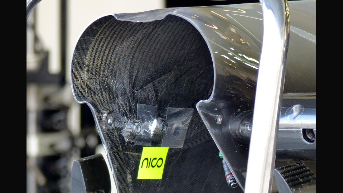 Mercedes - Formel 1 - GP Abu Dhabi - 21. November 2014