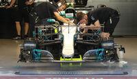 Mercedes - Formel 1 - GP Abu Dhabi - 24. November 2017