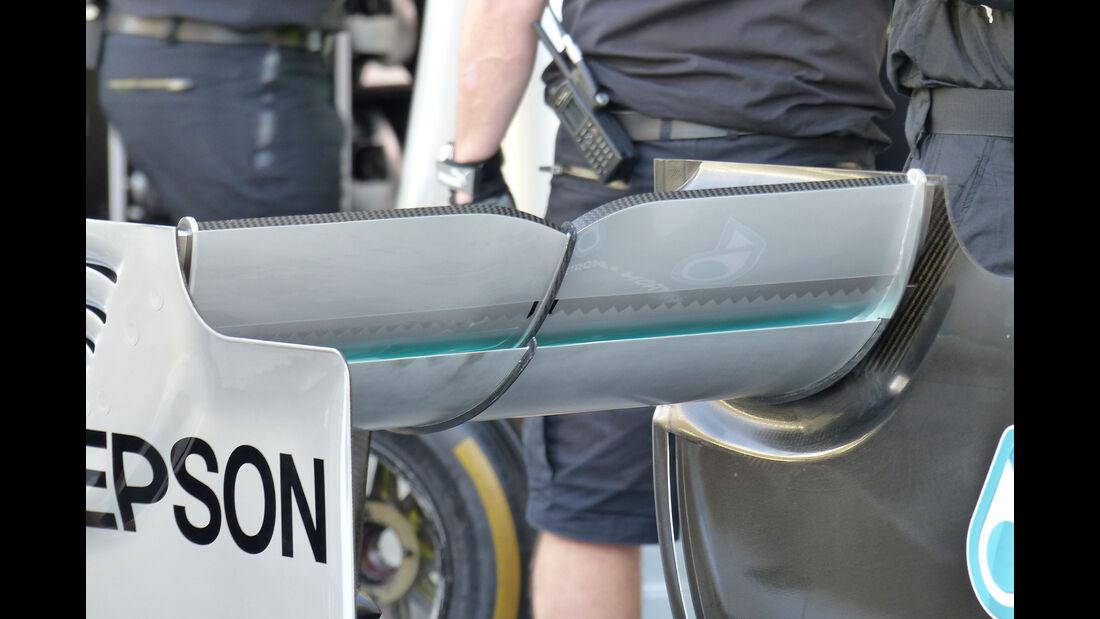 Mercedes - Formel 1 - GP Abu Dhabi - 27. November 2015