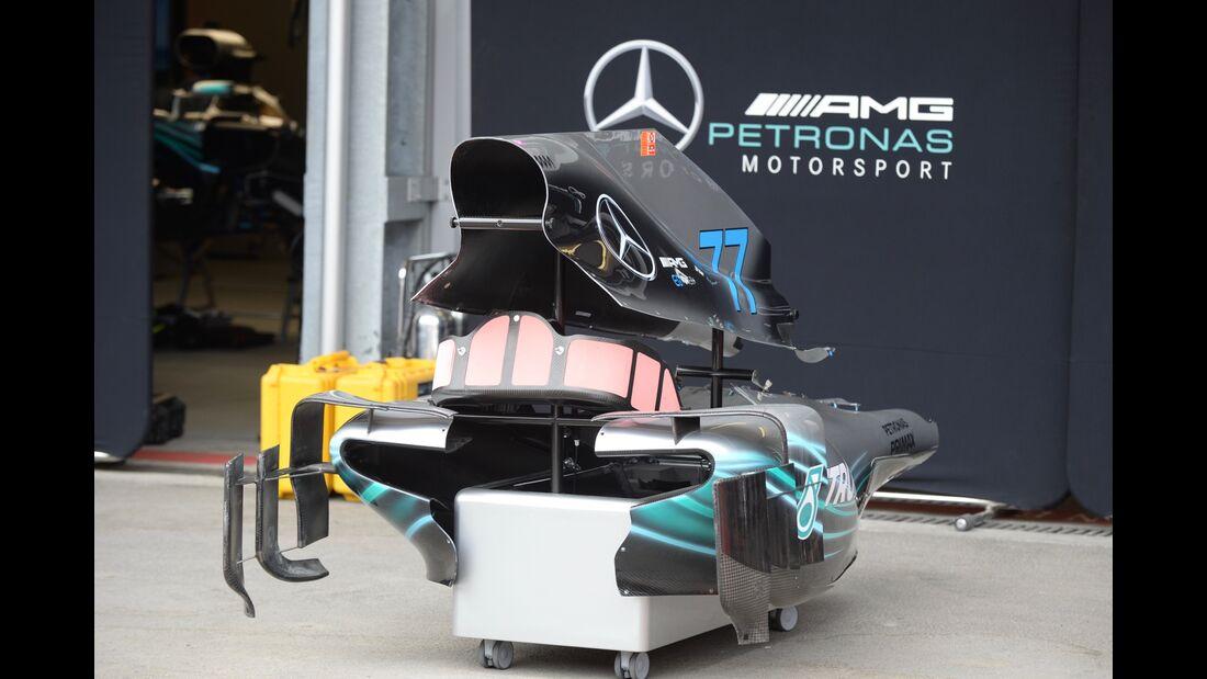 Mercedes - Formel 1 - GP Aserbaidschan - 26. April 2018