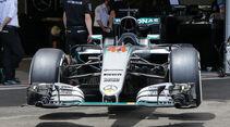 Mercedes - Formel 1 - GP Aserbaidschan - Baku - 16. Juni 2016