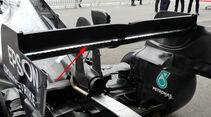 Mercedes - Formel 1 - GP Aserbaidschan - Baku - 25. April 2019