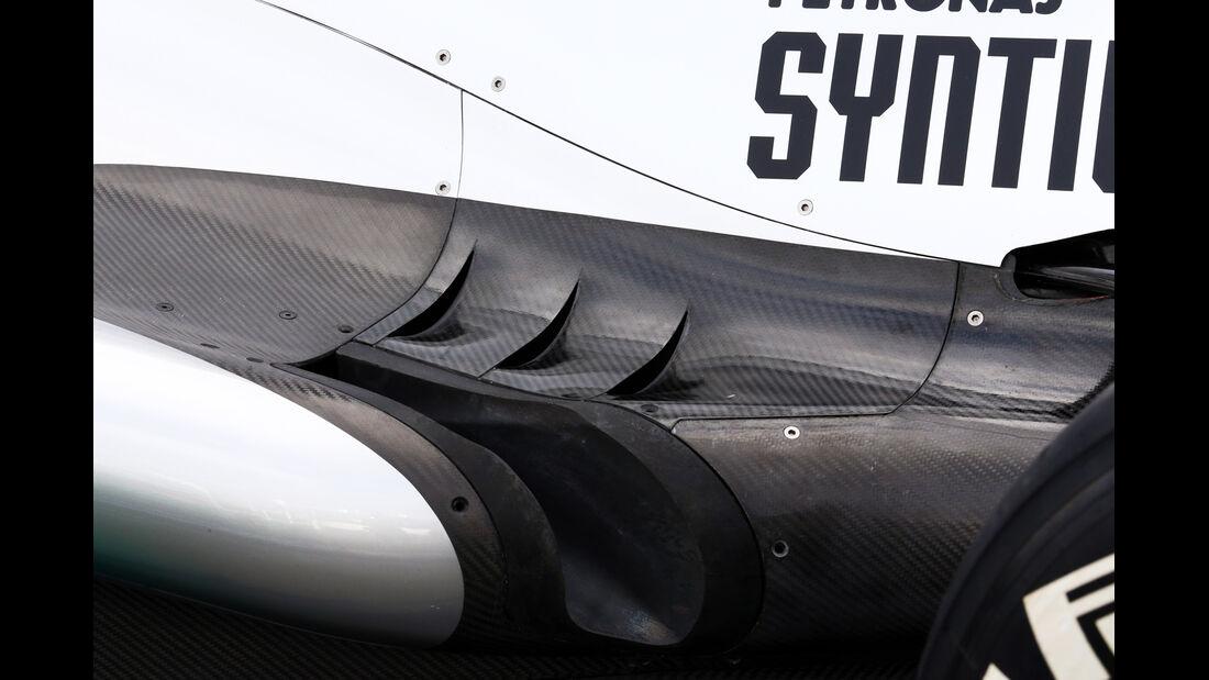 Mercedes - Formel 1 - GP Australien - 15. März 2013