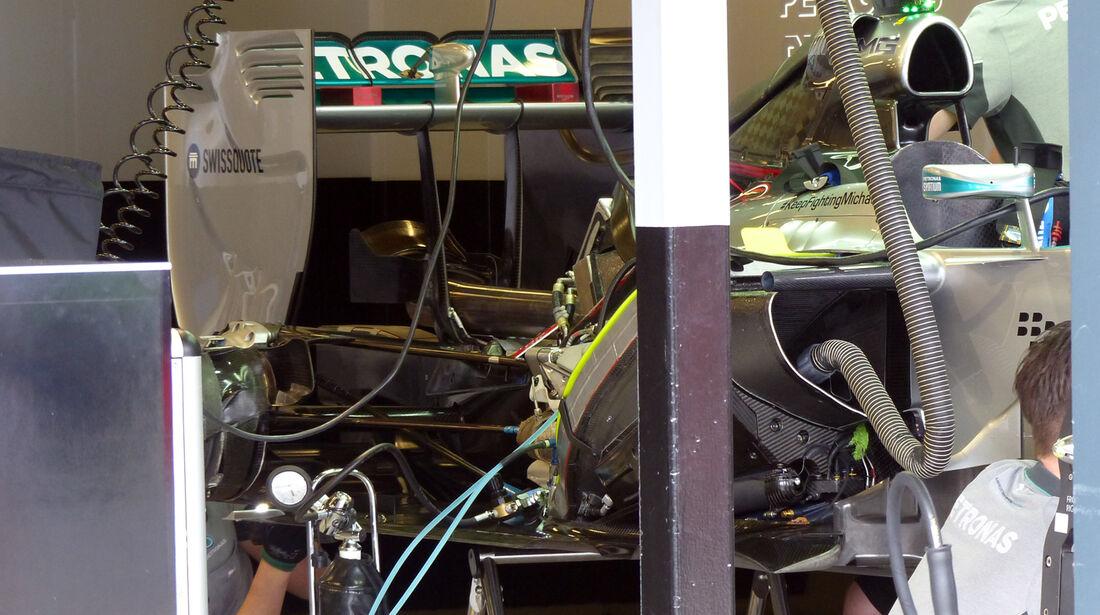 Mercedes  - Formel 1 - GP Australien - 15. März 2014