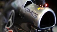 Mercedes - Formel 1 - GP Australien 2014 - Technik