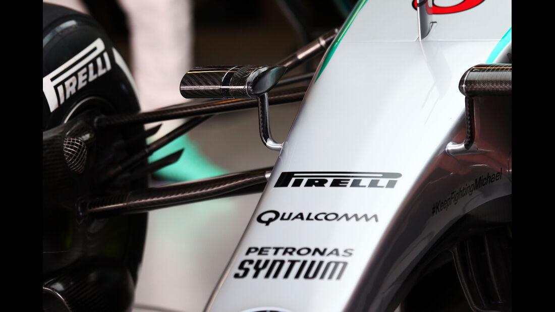 Mercedes - Formel 1 - GP Australien - Melbourne - 14. März 2015