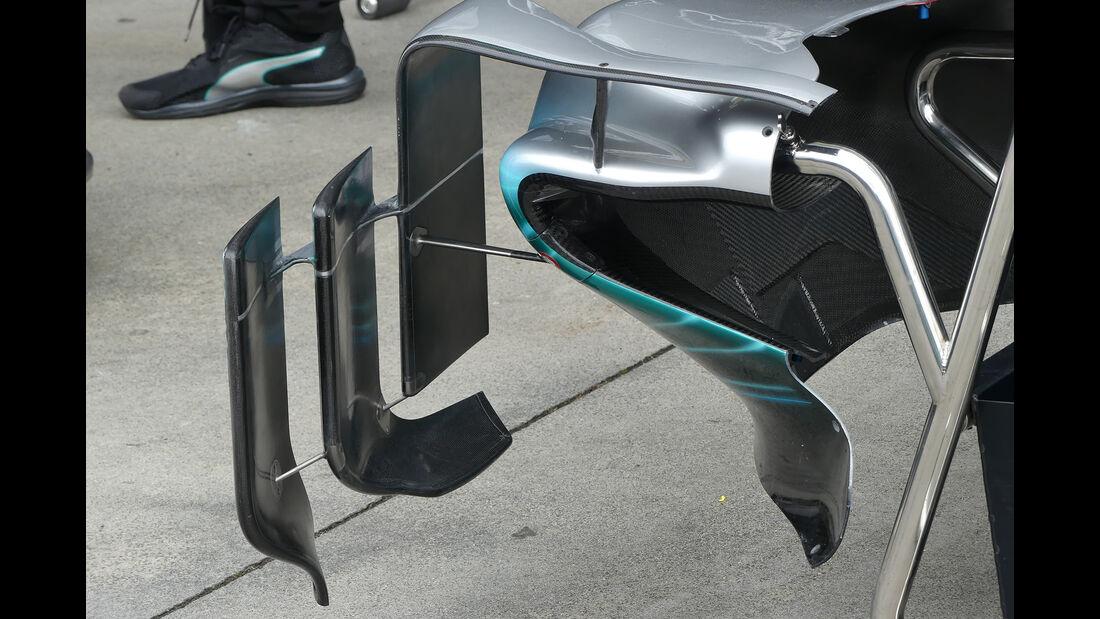 Mercedes - Formel 1 - GP Australien - Melbourne - 22. März 2017