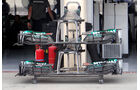 Mercedes - Formel 1 - GP Bahrain - 19. April 2013