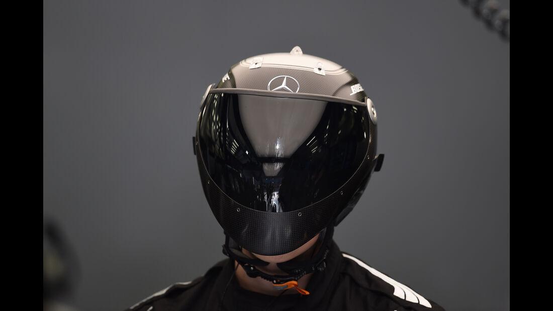 Mercedes - Formel 1 - GP Bahrain - 2. April 2016