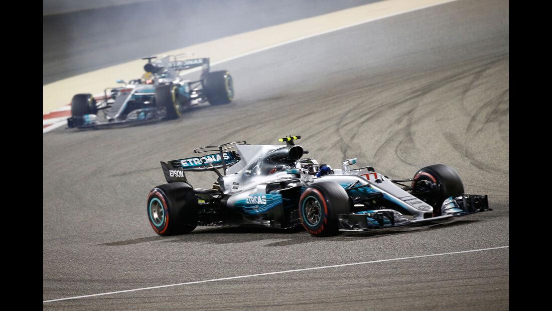 Mercedes - Formel 1 - GP Bahrain 2017