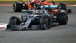 Mercedes - Formel 1 - GP Bahrain - 2019