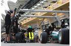 Mercedes - Formel 1 - GP Bahrain - 31. März 2016