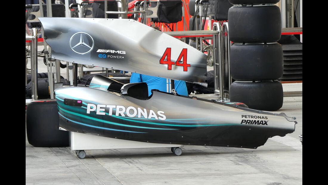 Mercedes - Formel 1 - GP  Bahrain - 4. April 2018