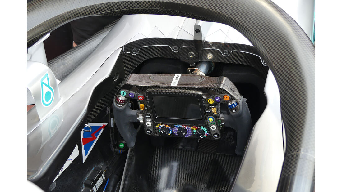 Mercedes - Formel 1 - GP Bahrain - 5. April 2018
