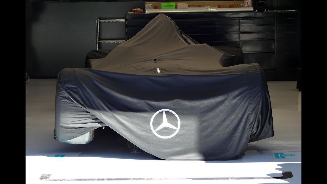 Mercedes - Formel 1 - GP Belgien - 24. August 2016