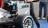 Mercedes - Formel 1 - GP Belgien - Spa-Francorchamps - 20. August 2015