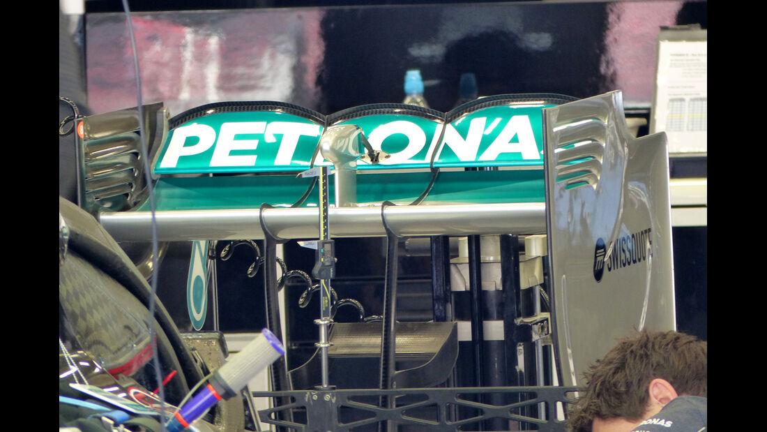 Mercedes - Formel 1 - GP Belgien - Spa-Francorchamps - 21. August 2014