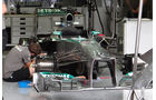 Mercedes - Formel 1 - GP Belgien - Spa-Francorchamps - 22. August 2013